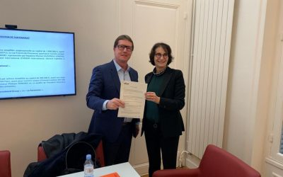 Partnership sealed with AFNOR Group
